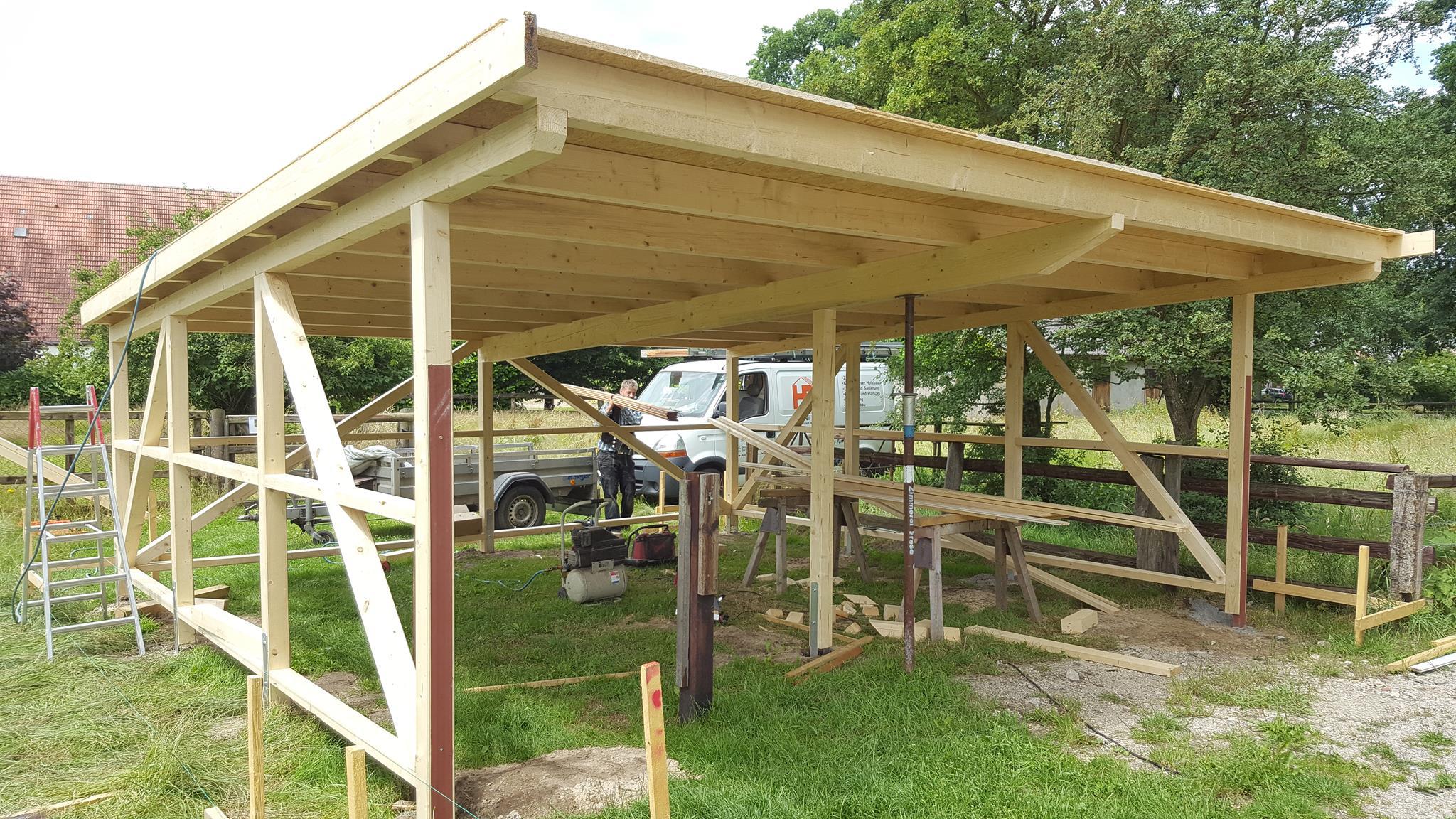 Holzrahmenbau verbindungen  Aktuelle Bauvorhaben