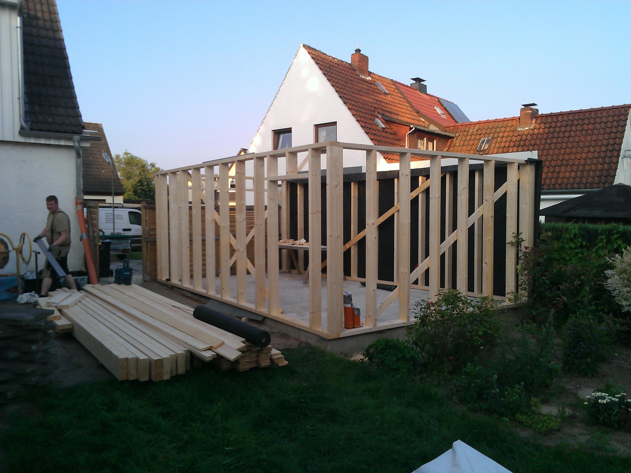 Holzrahmenbau konstruktion  Holzrahmenbau Holzbau Frese in Bremen Ihr Partner im Holzbau und ...