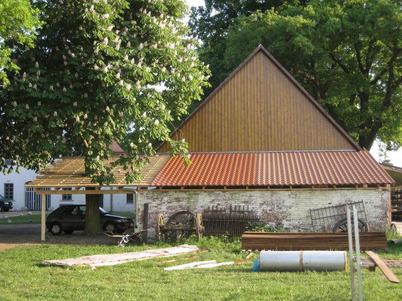 Stahl und aluminiumbedachungen for Carport bedachung