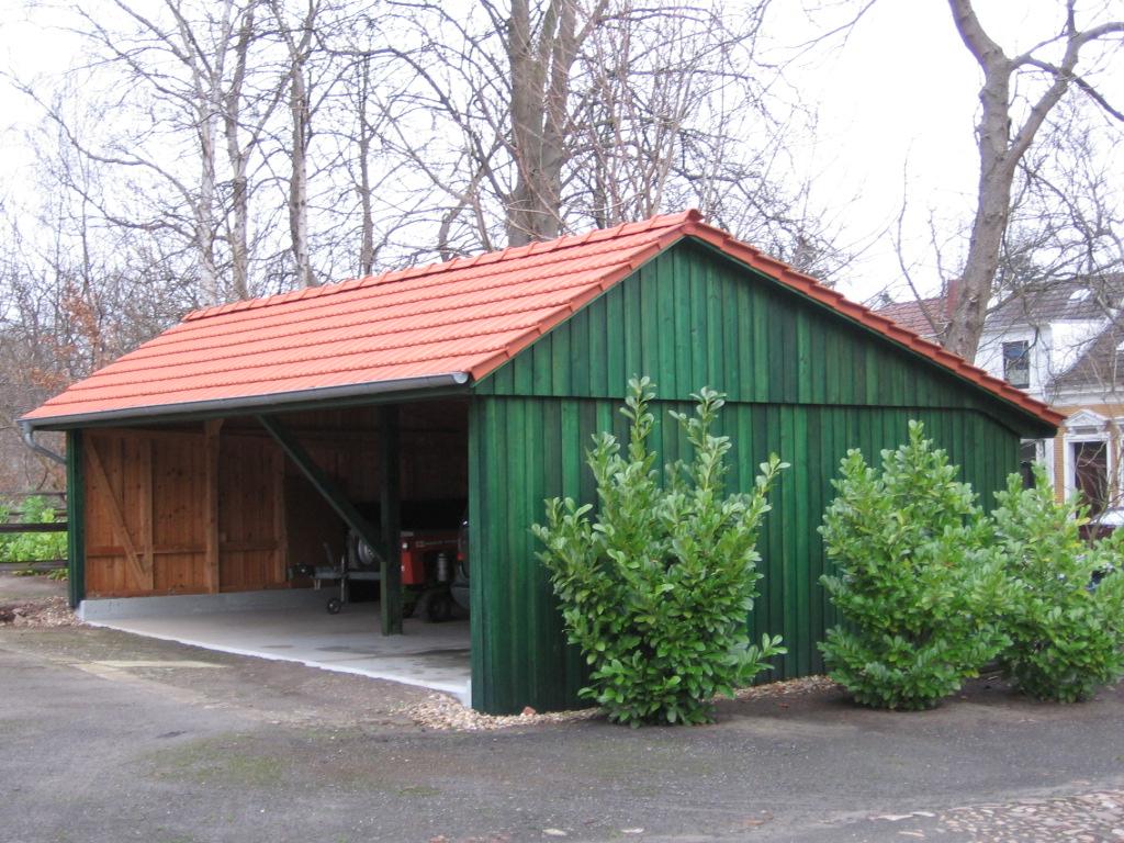 Carports - Holzbau Frese in Bremen Ihr Partner im Holzbau und ...